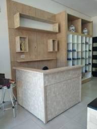 Vende-se móveis para loja completo