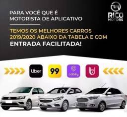 Carros para UBER - Simulação de parcelas via WhatsApp