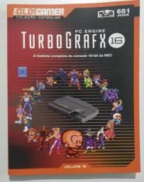 Livro Dossiê Old!gamer Volume 16: Turbografx 16 Pc Engine