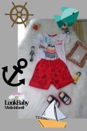 Conjuntos infantis varios modelos