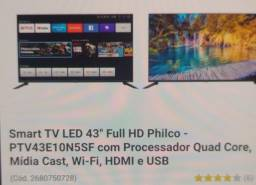 Vendo tv 43 philco