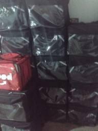 Motoboy bags com isopor
