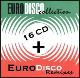 Euro Disco Discografia + Euro Disco remixes