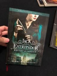 livro jack o estripador