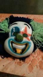máscara palhaço