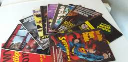 Revistas Editora Abril x-men em ótimo estado