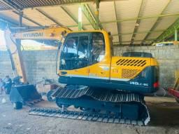 Escavadeiras hyundai 14 ton dos anos 2014, 2018 e 2019
