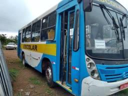 Ônibus Micrao Mercedes 1418 ano 2007 valor 43.000