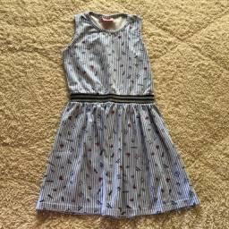 Vestido Marmelada 8 à 10 Anos