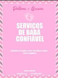 Serviços  de Babás