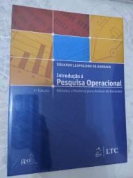 Livro Introdução À Pesquisa Operacional - 4ª Edição