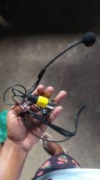 Microfone novo a venda