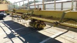 Ponte Rolante capacidade 5 toneladas vão 10 metros