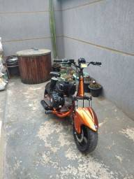 Motinha moto estacinavel