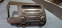 Rádio original do Honda New Civic 2008