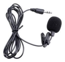 Título do anúncio: Entrega Grátis - Microfone de Lapela Celular Conector P3