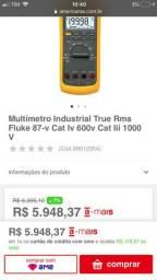 Multímetro digital Fluke 87 V RMS