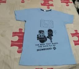 Camisa masculina tamanho M nova