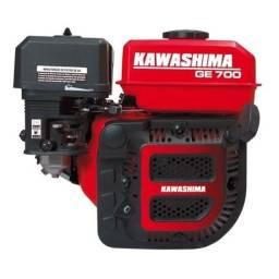 Motor Kawashima 7hp gasolina 4tempos