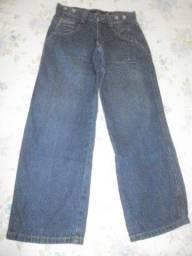 Calça Jeans Azul, Pantacourt, Planet - 38