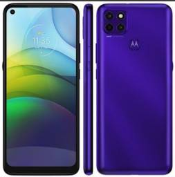 "Smartphone Motorola Moto G9 Power 128 GB, 4GB RAM, Tela 6.8"" NOVO"