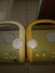 2 Climatizadores de ar Consul controle remoto