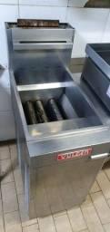 Fritadeira Vulcan Hobart a gás