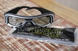 Óculos Kylo Ren (Cinemark) - 3D - Star Wars