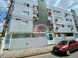 Apartamento com 3 dormitórios para alugar, 72 m² por R$ 1.100/mês - Vila Nova - Cubatão/SP