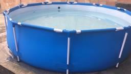 Vendo piscina 5000 litros