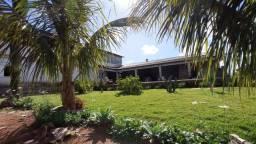 Casa grande condomínio Chapadinha troca