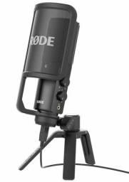 Microfone Røde profissional