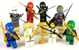Lego Ninjago por R$15 cada personagem! 100% novo - lacrado!
