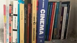 Conjunto de livros. Biblioteca completa para amantes da literatura