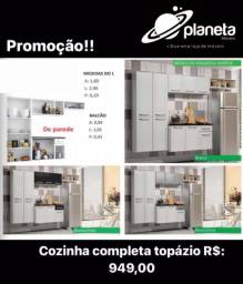 Cozinha completa topázio // bijouterias acessórios