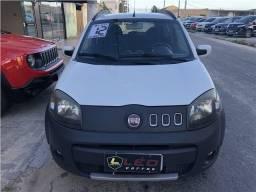 Fiat Uno 2012 1.0 way 8v flex 2p manual