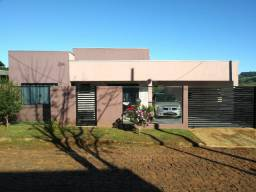 Troco casa por chácara no município de Marmeleiro
