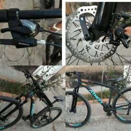 Bike aro 29 athor seminova e documentada!