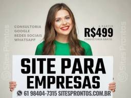 Sites - Loja Virtual - Aplicativo - Google - Market Digital