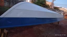 Barco borda baixa 6m