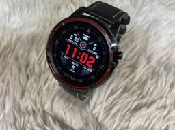 Smartwatch L8 - 2 Pulseira removível, notificações e exercícios físicos