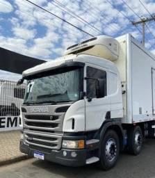 Scania P 310 2017 Baú Refrigerado Thermoking com serviço