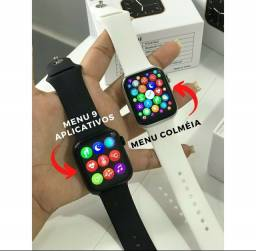 Relógio inteligente Smartwatch W46 PROMOÇÃO DO MELHOR RELÓGIO DO MOMENTO