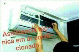 Assistência técnica em ar condicionado E Montagem de moveis