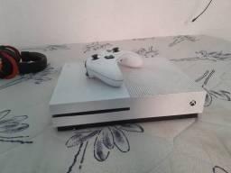 Venda ou Troca Xbox one S 1Tera de Hd