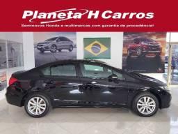 Honda Civic LXL 1.8 Automático - 2012/2013 - Com apenas 55 mil KM