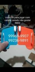 Controle para jogar com celular zerado R$50