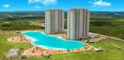Apartamento de 02 quartos, 01 suíte e com 88m² no Brasil Beach Home Resort (COD.12979)