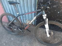 Bike 29 deore 10 vl quadro 19 caloi