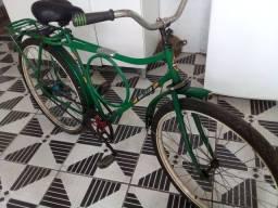 Bicicleta Monark Barra Circular Aro 28 - Verde
